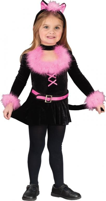 Cutie Kitty Cat Toddler Costume