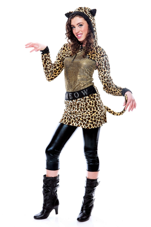 Dramarama Celbrikitty Child Costume Medium