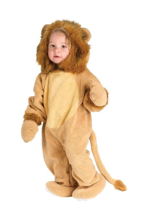 Cuddly Lion Infant Costume
