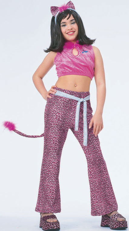 Pink Josie Child Costume