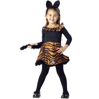 Little Cat Toddler Costume