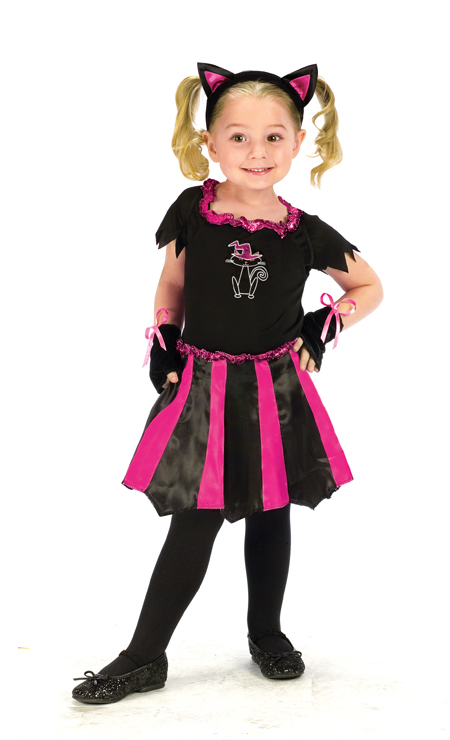 Sweetheart Cat Toddler Costume