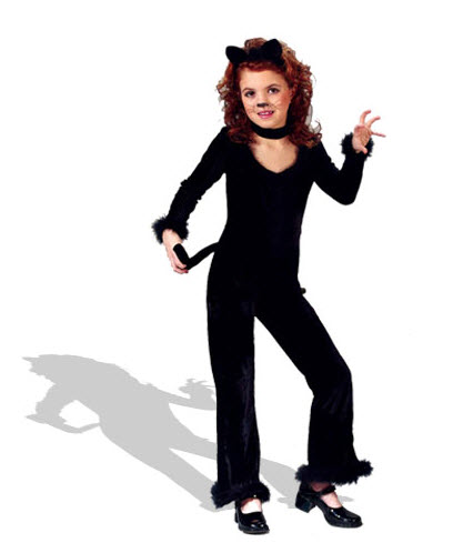 Playful Kitty Child Costume
