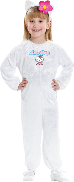 Hello Kitty Toddler Costume 3T-4T