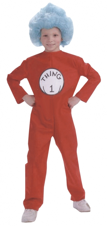 Dr Seuss Thing 1 Costume