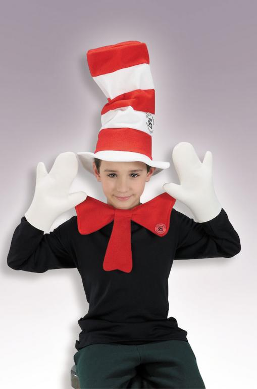 Cat In The Hat Costume Kit