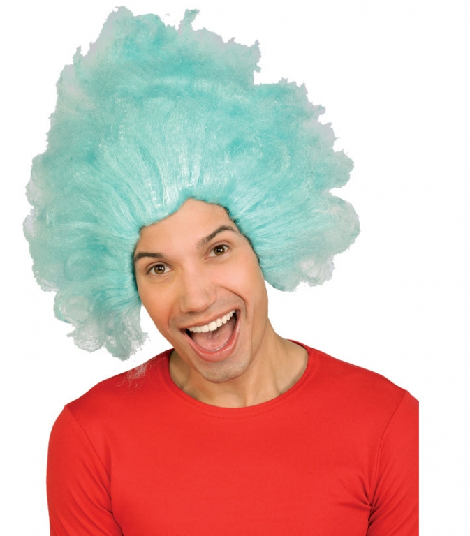 Thing 1 or Thing 2 Wig