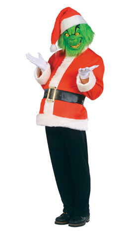 Grinch Deluxe Adult Costume