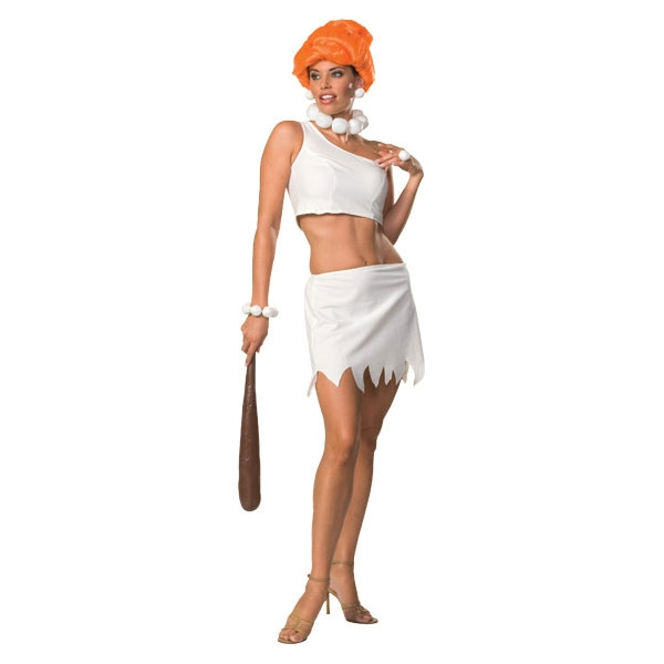 Wilma Flintstone Sexy Adult Costume