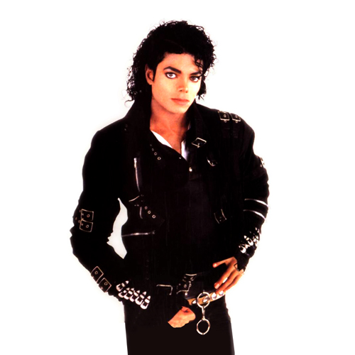 Michael Jackson Bad Adult Jacket