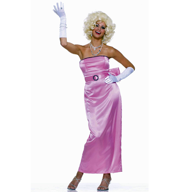 Marilyn Monroe Diamond Starlet Adult Costume