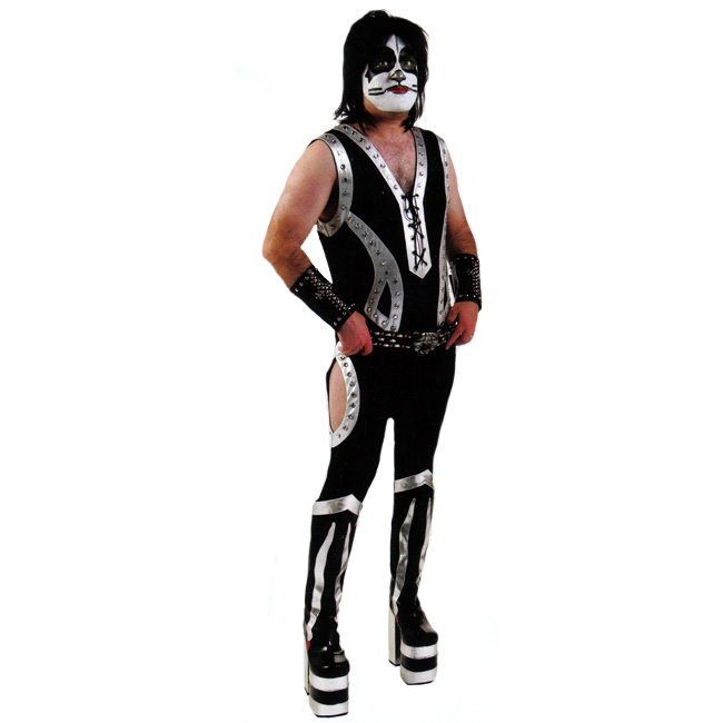KISS Authentic Catman Costume