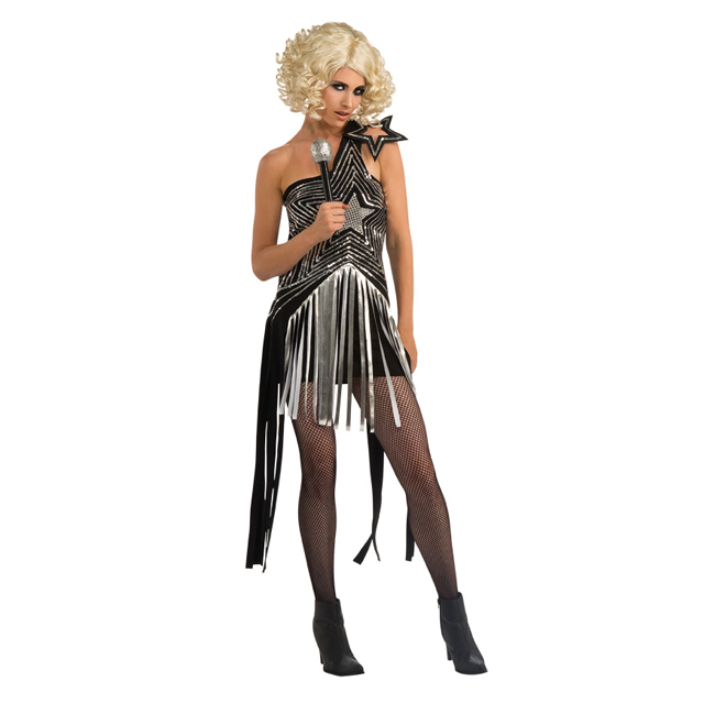 Women's Lady Gaga Star Dress