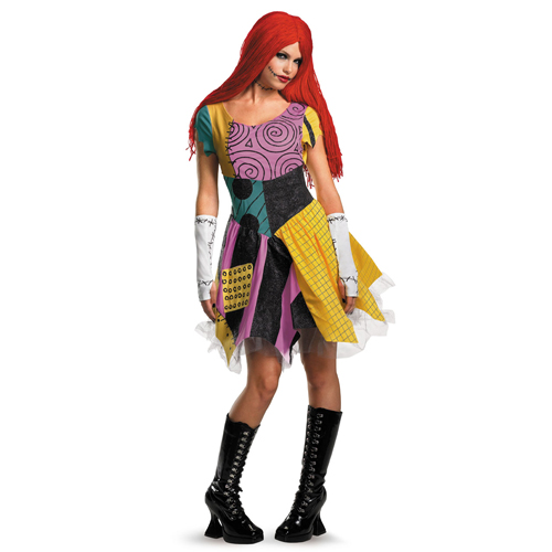 Nightmare Before Christmas Sassy Sally Adult Costume