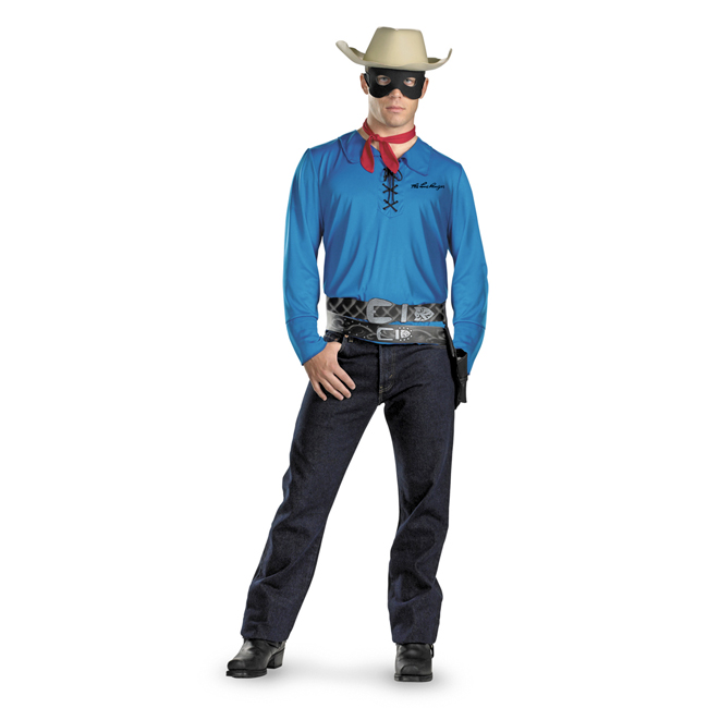 The Lone Ranger Classic Adult Costume