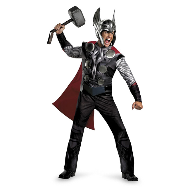Thor Movie Deluxe Adult Costume