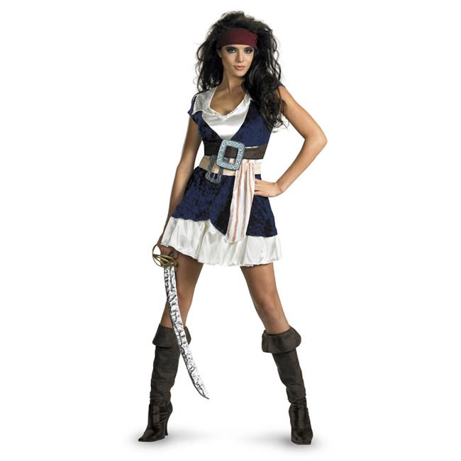 Sassy Jack Sparrow Adult Costume