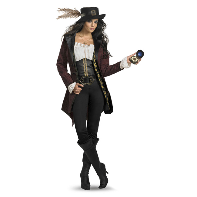 Pirates of the Caribbean Angelica Prestige Adult Costume