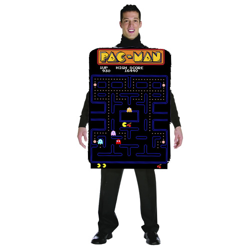 Pac-Man Video Game Adult Costume