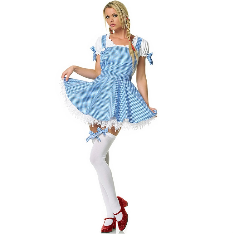 Wizard of Oz Adult Dorothy Costume