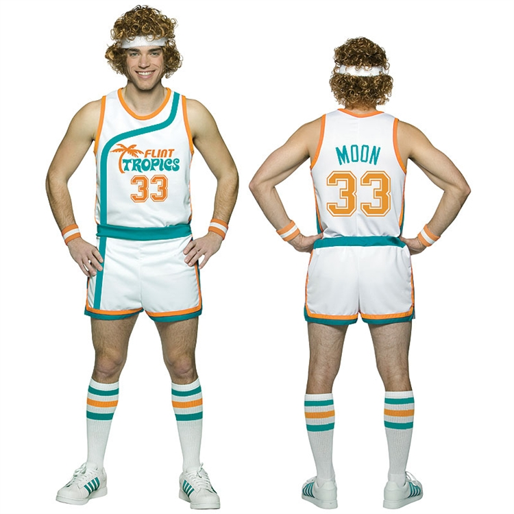 Adult Semi-Pro Jackie Moon Uniform Costume