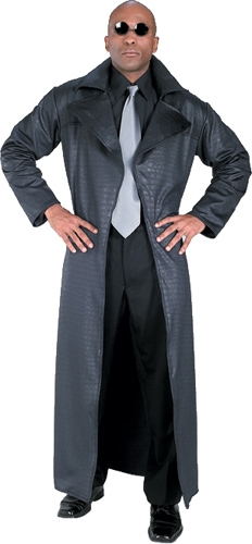 Matrix 2 Morpheus Adult Costume