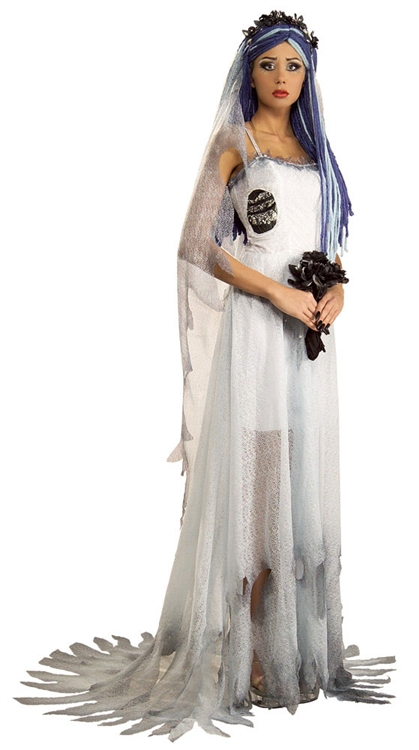 Adult Corpse Bride Deluxe Costume