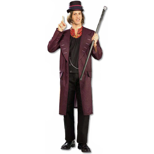Willy Wonka Adult Costume