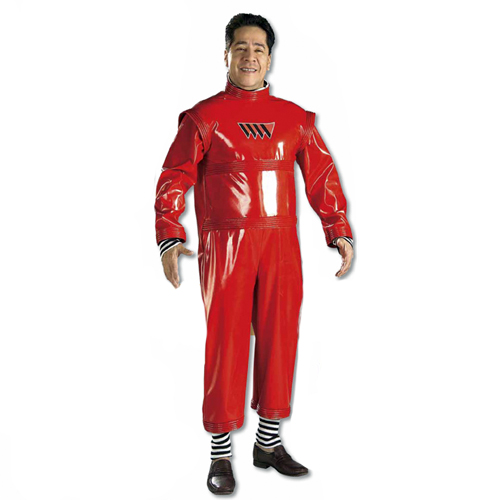 Oompa Loompa Adult Costume