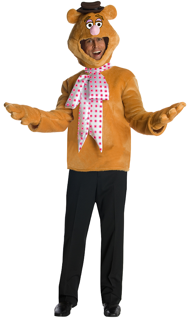 The Muppets Fozzie Adult Costume