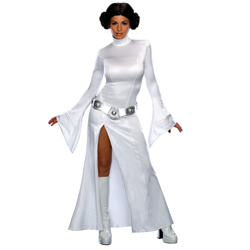 Sexy Princess Leia Adult Costume