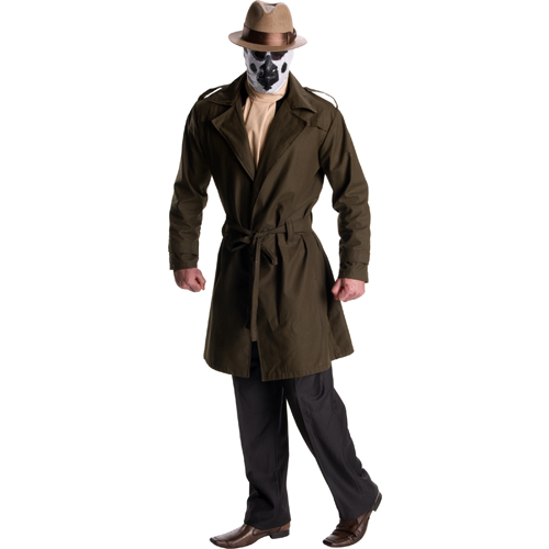 Watchmen Rorschach Adult Costume