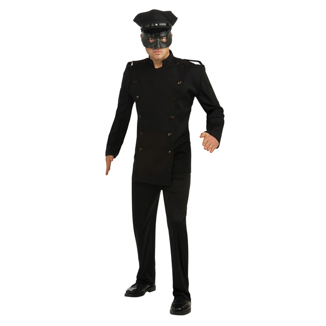 Green Hornet Kato Deluxe Adult Costume
