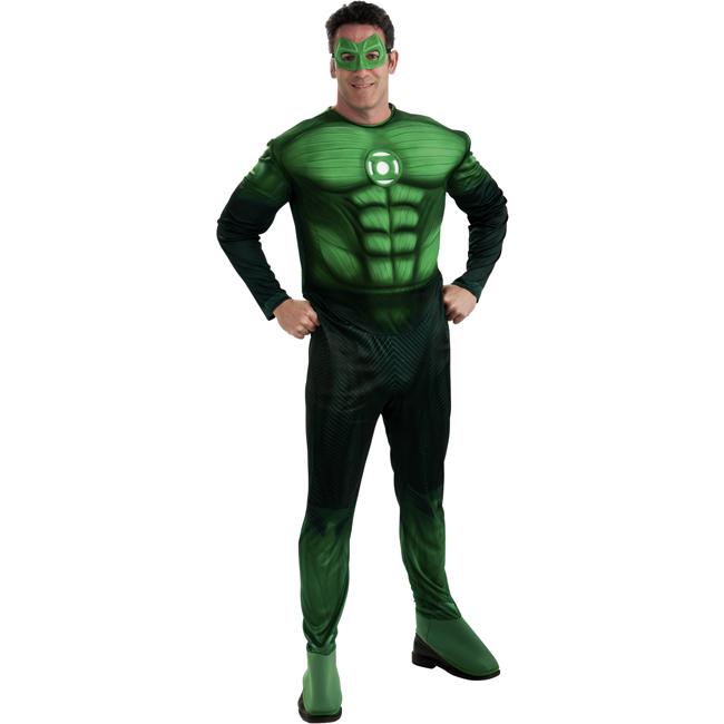 Adult Green Lantern Costumes 93
