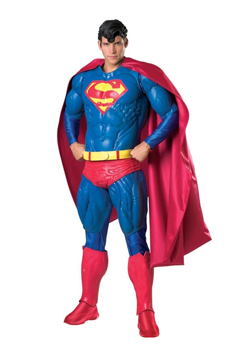Collector's Adult Superman Costume