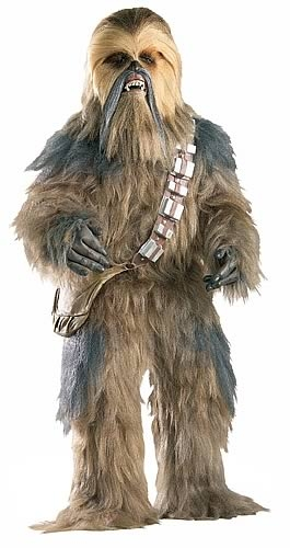 Supreme Edition Chewbacca Adult Costume