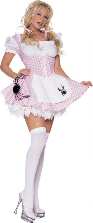 Miss Muffett Costume