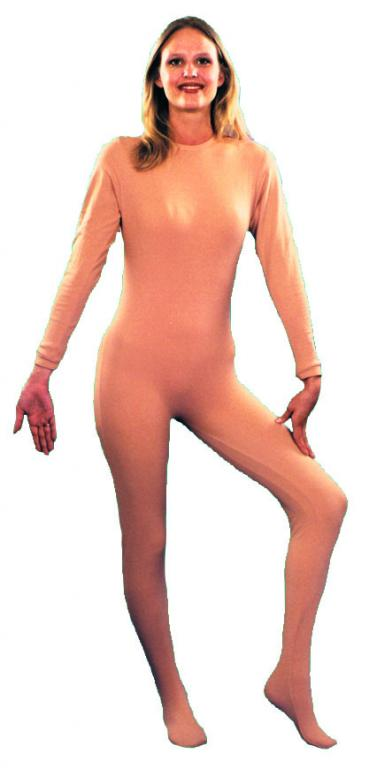 Nude Body Suit Adult Costume