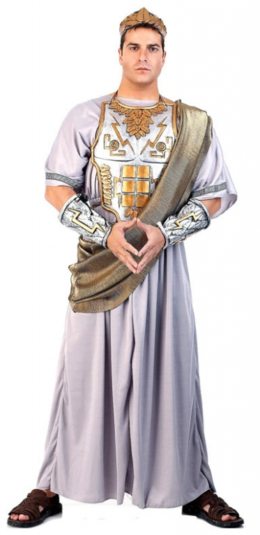Zeus Adult Costume Medium