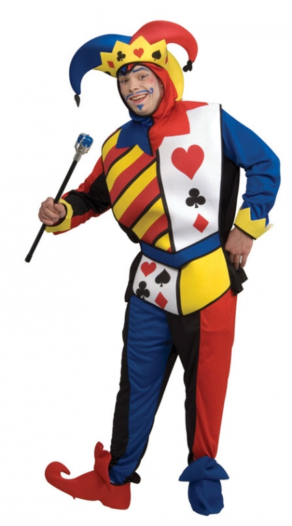Playing Card Joker Costume