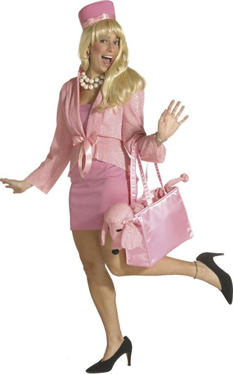 Poshatively Pink Adult Costume