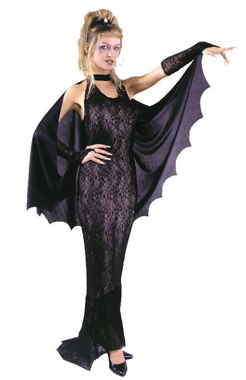 Seductress Of The Web Adult Costume