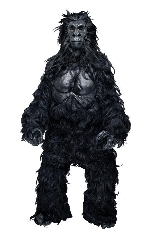 Hairy Gorilla Adult Costume