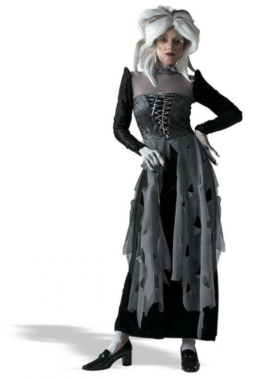 Regal Gothic Costume
