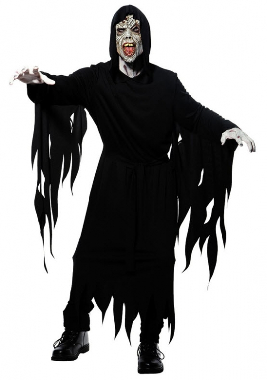 Death Reaper Mens Costume Small