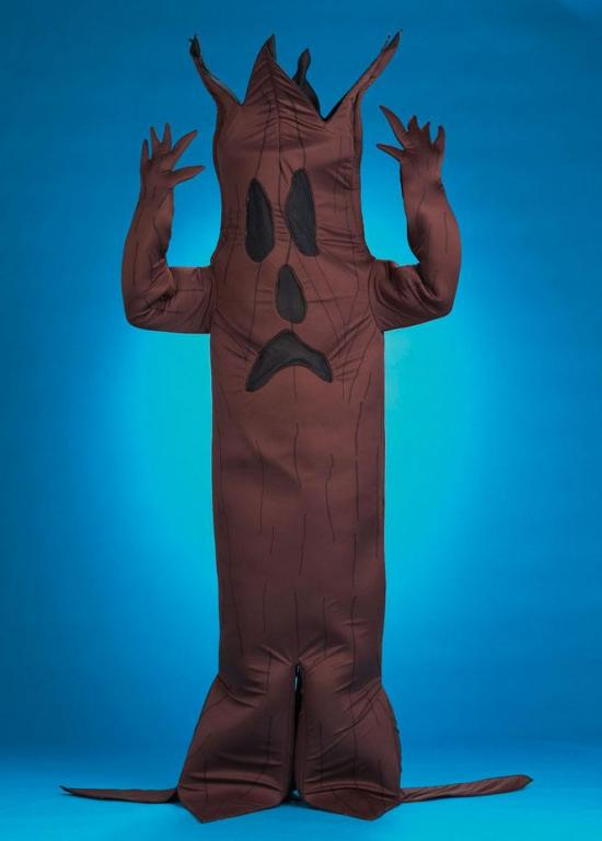 Hollow Tree Adult Costume