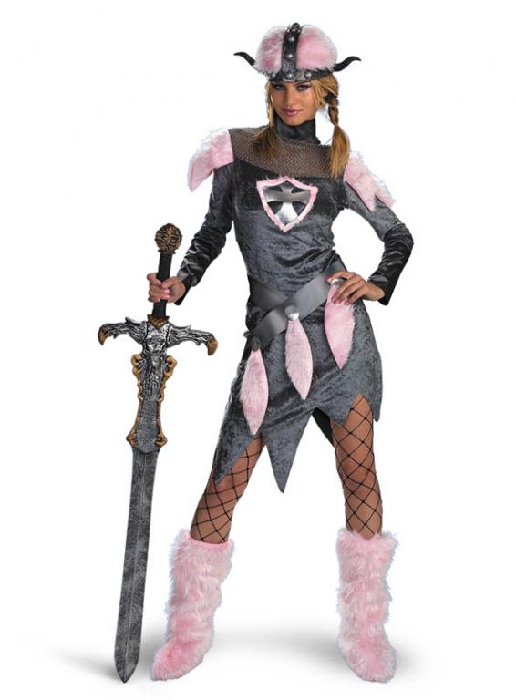 Barbarian Babe Adult Costume