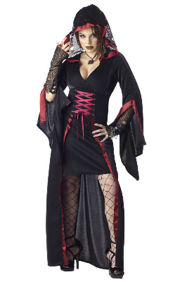 Midnight Ritual Female Adult Costume