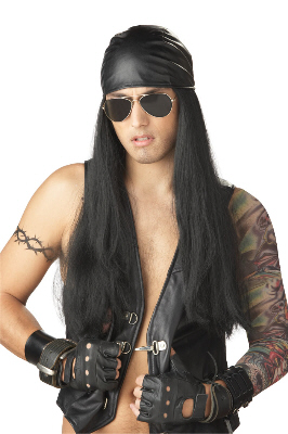 Biker Dude Adult Costume