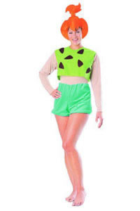 Pebbles Flintstone: Adult Costume